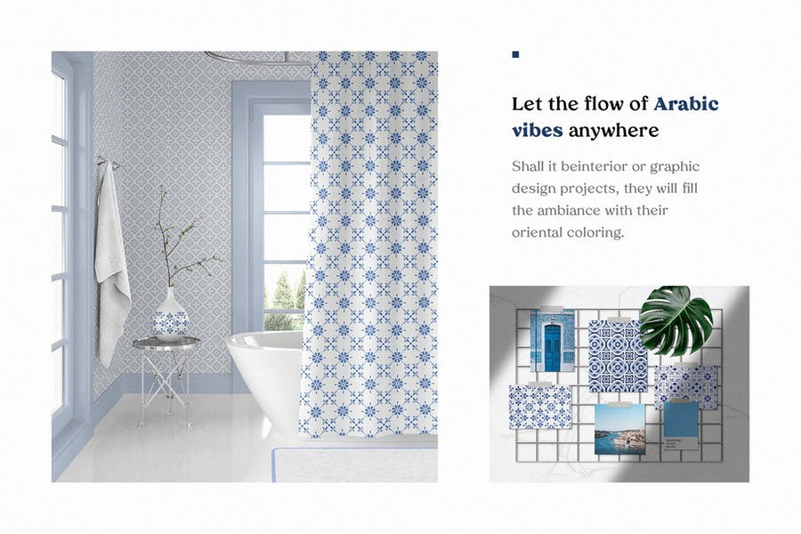 Moroccan Patterns and Ornaments - product preview 1