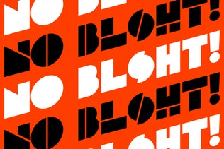 Miniatura para BLOKEE - Fuente Moderno de letras de bloque