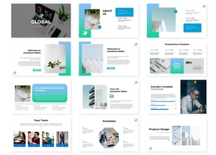 Global - Keynote Template