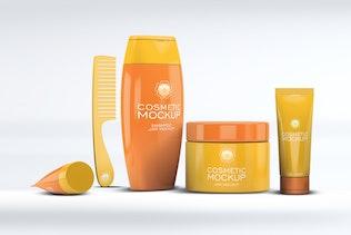 Cosmetic Set Mock-Up