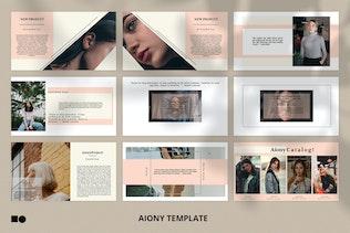 Thumbnail for Aionytmplt - Powerpoint