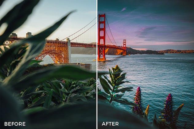 Landscape Lightroom Presets - product preview 6
