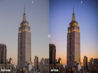 Thumbnail for Architecture Lightroom Presets