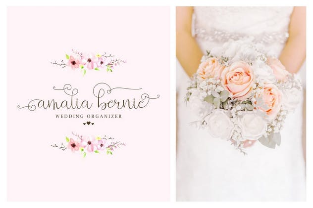Beauty and Love - Font Duo + Extra - product preview 2