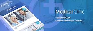 Thumbnail for Medical Clinic - Health & Doctor Medical WP Theme