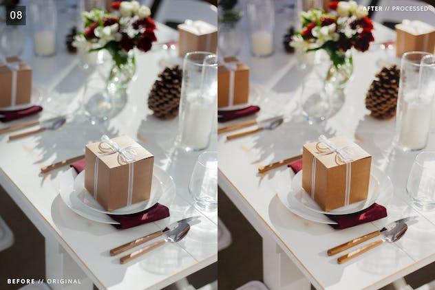 8 Pro Blogger Kit Lightroom Presets + Mobile