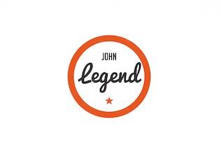 Thumbnail for Trendy Vintage Logos & Badges