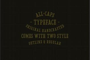 Thumbnail for American Delighter Vintage police de caractères