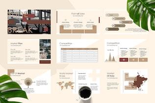 Blocking - Pitch Deck Keynote Presentation