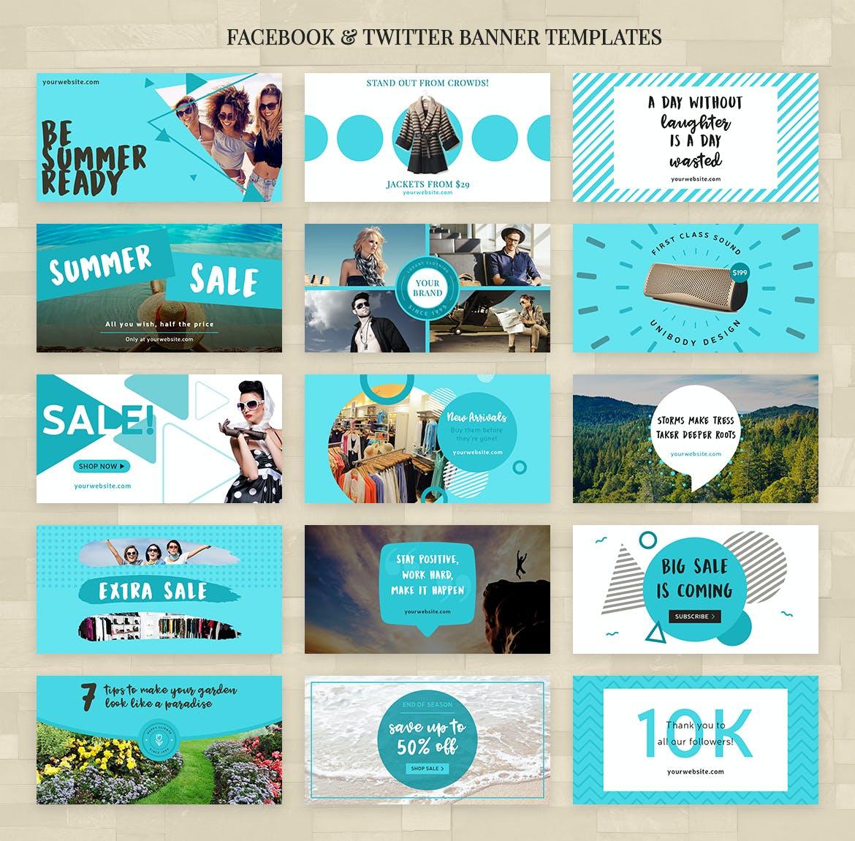 Quick Ways to Upgrade your Social Media Design - Envato