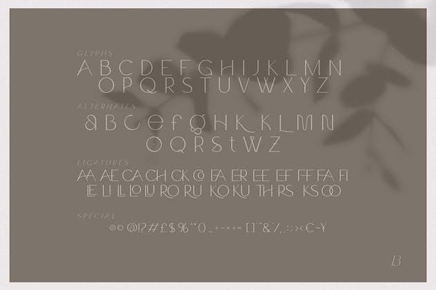 Claro - Elegant Font Family