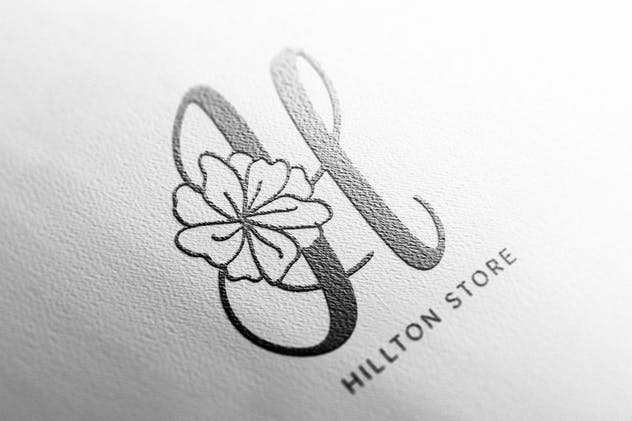 Flanela Monogram Font - product preview 3