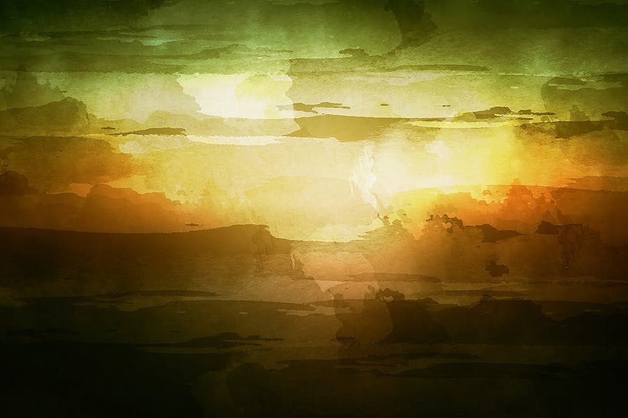 Watercolor Backgrounds - product preview 8