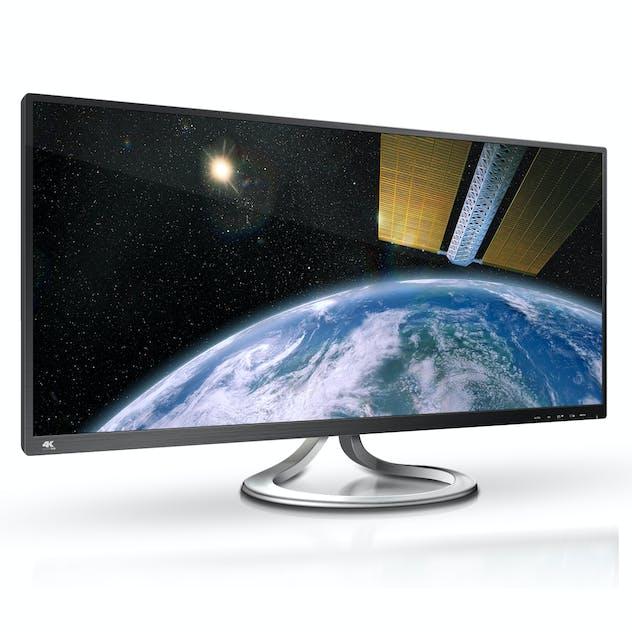 Ultra Wide Display Mock-Ups