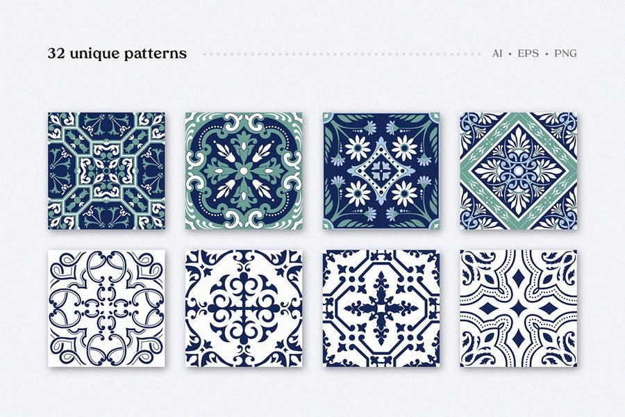Moroccan Patterns and Ornaments - product preview 5