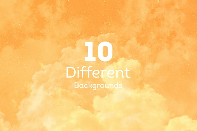 SKY Abstract Backgrounds - product preview 2
