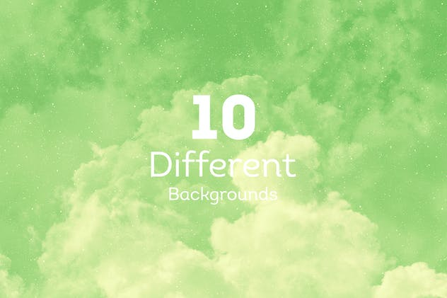 SKY Abstract Backgrounds - product preview 3