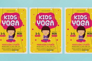 Thumbnail for Kids Yoga