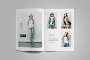 Thumbnail for Product Catalog Template