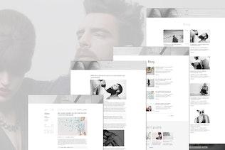 Thumbnail for Jo.ie — Personal/Studio Multipurpose Portfolio