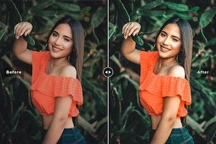 Thumbnail for Papaya Mobile & Desktop Lightroom Presets