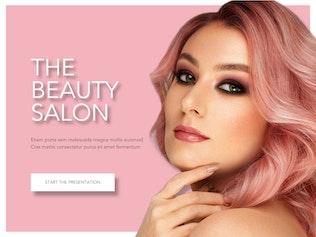 Thumbnail for Beauty Maker Google Slides Template