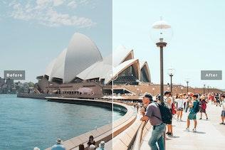 Thumbnail for Australia Mobile & Desktop Lightroom Presets