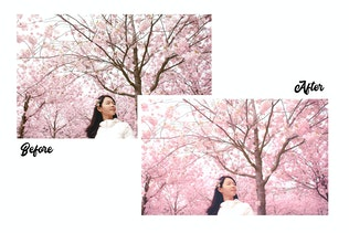 Thumbnail for Candy Pink Lightroom Presets