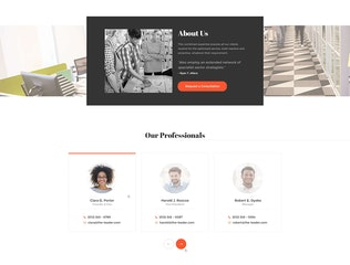 Miniature pour Le Leader - Creative Business Muse Modèle
