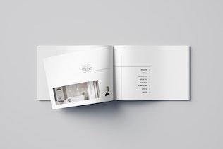Thumbnail for Minimal Interior Design Brochure