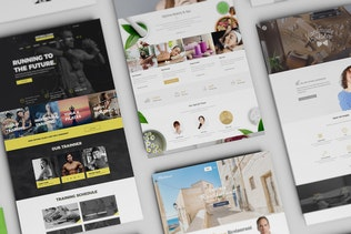 Thumbnail for Perspective Web Mockup 13