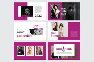 Thumbnail for MAGENTA - Multipurpose Powerpoint  V198