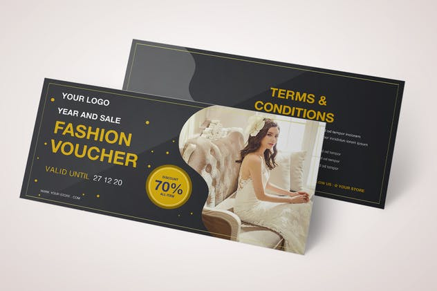 Fashion Voucher - product preview 2