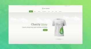 Thumbnail for Eco Nature - Environment & Ecology WordPress Theme