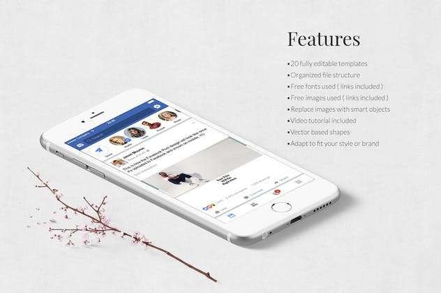 Shop Facebook Posts - product preview 2