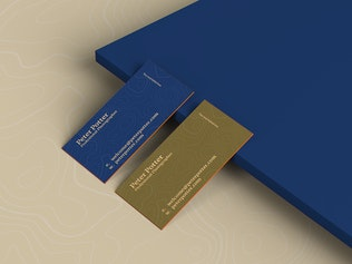 Thumbnail for Business Card MockUp v4