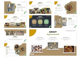 Thumbnail for Furnish | Powerpoint Template