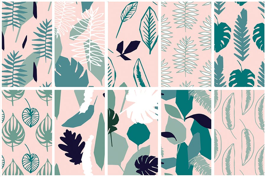 Jungle Patterns Collection - product preview 7