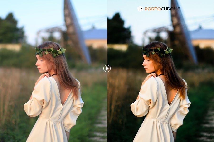 Preview image 2 for Portochrome Lightroom Presets