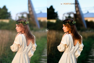 Thumbnail for Portochrome Lightroom Presets