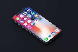 Миниатюра для 7 iPhone X Мокапы
