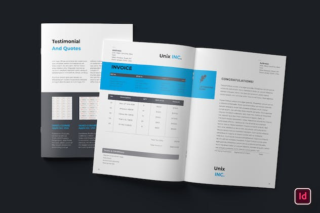 Company Report - product preview 2