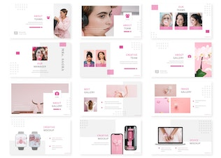 Thumbnail for Serena - Powerpoint Template