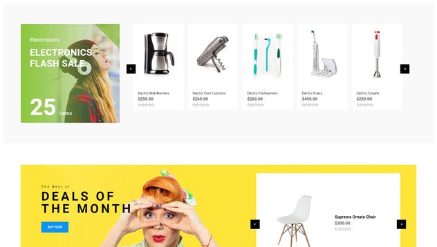 Super Shop | Multipurpose, MultiStore Shopify - product preview 1