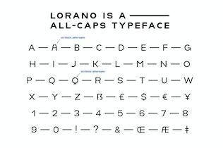 Lorano Family