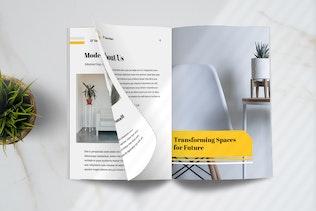 Thumbnail for D' Interior - Magazine