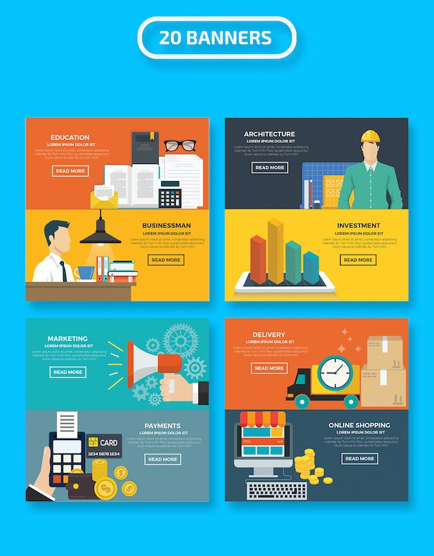 Infographics Elements - product preview 1