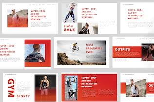 Thumbnail for Creative Agancy - Google Slide