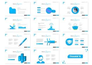 Thumbnail for Yoganise | Google Slides Template