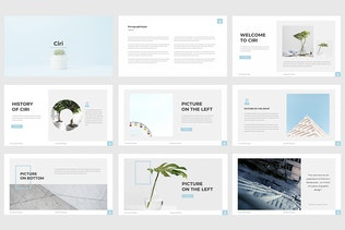 Thumbnail for Ciri Powerpoint Template